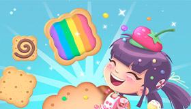 Tetris spécial cookies