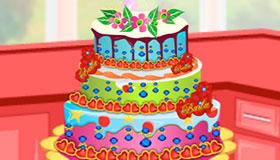Fais le plus beau gâteau de Saint-Valentin