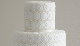 Crée le plus beau gâteau de mariage