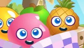 Joue à Candy Crush Saga avec les fruits