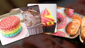 Mémorise tes recettes préférées de gâteaux