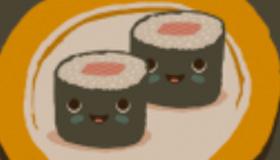 Découpage de sushis fou!