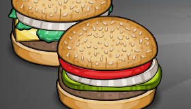 Papa hamburgers