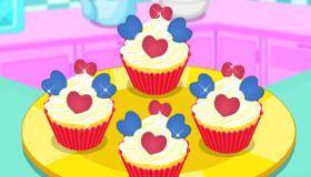 Cupcakes pour amoureux