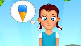 Marchande de glaces