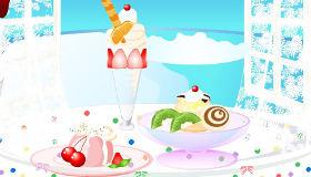 Cuisine de glaces