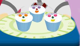Les cupcakes de Noël
