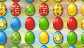 Jeu de réflexion à Pâques
