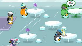 Restaurant de pingouin