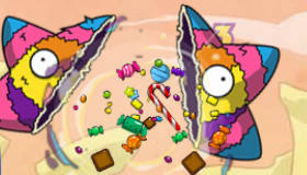 Pinata de bonbons