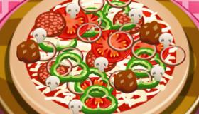 Cuisiner des pizzas