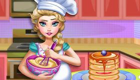Les pancakes d'Elsa
