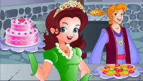 Un restaurant de princesse