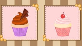 Sarah marchande de cupcakes