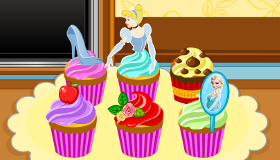 Cupcakes Façon Disney