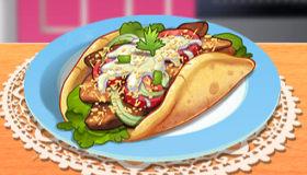 Gyros Ecole de cuisine de Sara