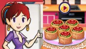 L'école de cuisine de Sara