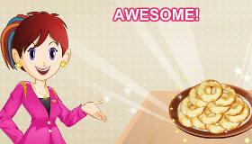 Les beignets de Sara