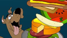 Les gâteaux de Scooby-Doo