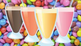 Servir des smoothies