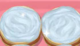 Cookies à la crème de marrons