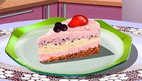 Cuisine une tarte à la glace