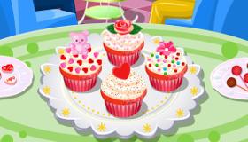 Cuisine des cupcakes
