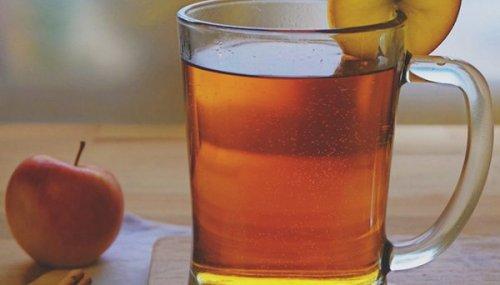 Cidre chaud sans alcool